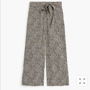 J.Crew High wasted silk pants! (MAKE OFFER)